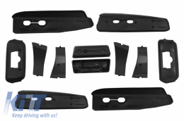Suitable for TOYOTA Land Cruiser Prado F J150 Roof Racks Roof Rails  2009+ to 2014+ - RRTOFJ150