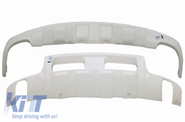 Suitable for VW Touareg (7L) (2002-2006) Skid Plates Spoiler King Kong Body Kit - CBVWT7L