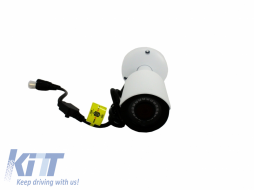 Surveillance Camera Exterior Use Longse 720p 1.0 Mp CMOS Sensor - LBQ24HTC100B