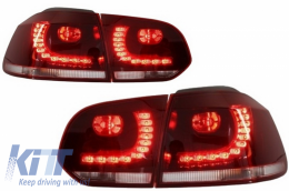 Taillights LED Volkswagen Golf 6 VI (2008-up) R20 Design
