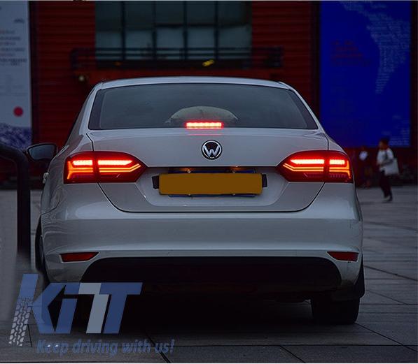 Feux Arrieres Led Vw Jetta Mk6 Vi 12 Dynamique Signaux