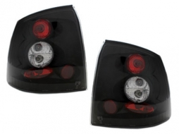 taillights Opel Astra G Lim. 98-04 _ black - RO17B