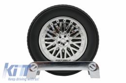 Tire Shape Coaster Tire Wheel Gift Set - UNIVERSALSC