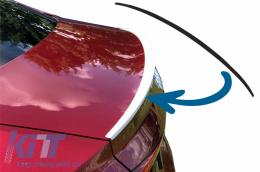 Trunk Boot Lid Spoiler Audi A5 F5 8W6 (8T3) Coupe Cabrio (2017-Up) - TSAUA5F5