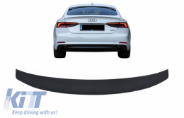 Trunk Boot Lid Spoiler Audi A5 F5 8W8 5D Sportback (2017-Up) OE Design - TSAUA5F5OEM