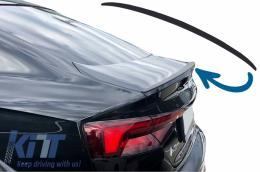 Trunk Boot Lid Spoiler Audi A5 F5 8W8 5D Sportback (2017-Up) S5 Design - TSAUA5F5S5