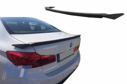 Trunk Boot Spoiler BMW 5 Series G30 (2017-Up) H Design - TSBMG30H