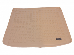 Trunk Mat Beige fits to suitable for BMW X6 (F16) 2015- - 232135B