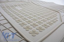 Trunk Mat Beige Universal - 220101B