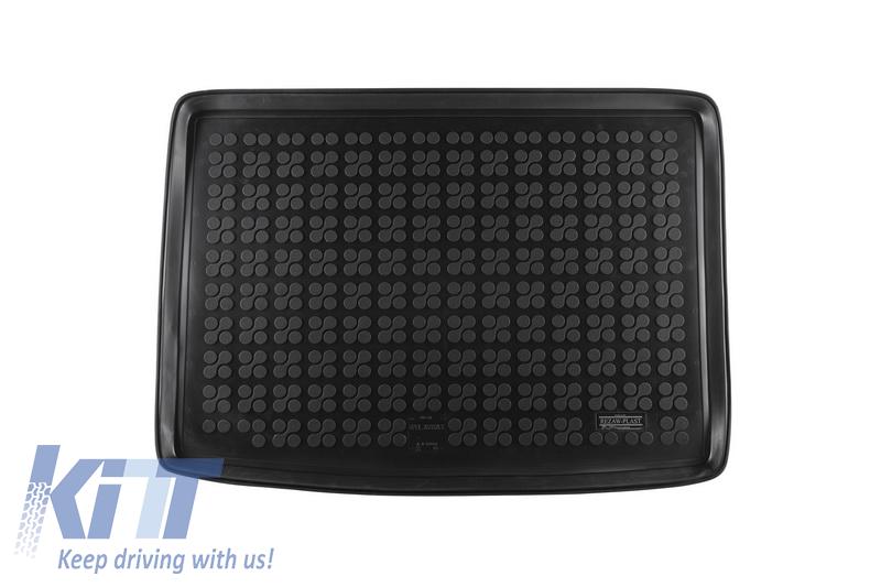 Trunk Mat Black OPEL Astra V K 2015-