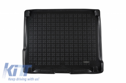 Trunk Mat Black Renault suitable for VOLVO XC60 II 2017+ - 232922