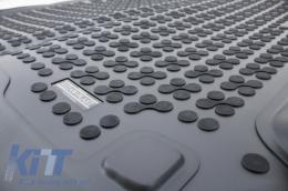 Trunk Mat Black suitable for DACIA DOKKER 2012 - - 231366