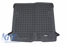 Trunk Mat Black suitable for DACIA DOKKER 2012- - 231366