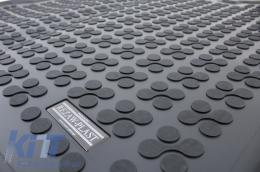 Trunk Mat Black suitable for DACIA DUSTER II 2018 - - 231397