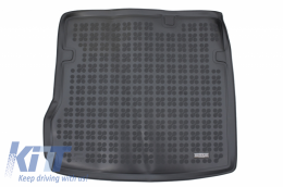 Trunk Mat Black suitable for DACIA DUSTER II (2018-) - 231397