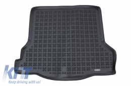 Trunk Mat Black suitable for DACIA LOGAN II (2013-2017) - 231371