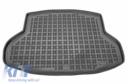 Trunk Mat Black suitable for Honda CIVIC X 2017 - - 230531