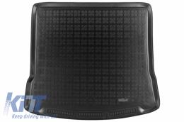 Trunk Mat Black suitable for Mazda 5 I II (2005-2015) - 232215