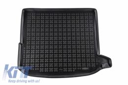 Trunk Mat Black suitable for MERCEDES GLC COUPE C253 (2016+)