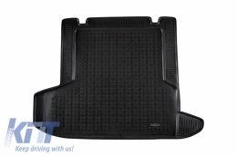 Trunk Mat Black suitable for OPEL INSIGNIA II B Hatchback 2017+ - 231153