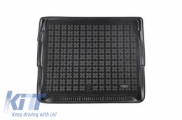 Trunk Mat Black suitable for PEUGEOT 3008 2017+ - 231236
