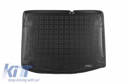 Trunk Mat Black suitable for SUZUKI VITARA II (2015+) - 231622