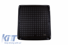 Trunk Mat Black suitable for VW Passat B8 Variant (2014+) - 231873