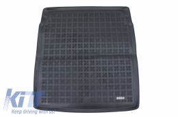 Trunk Mat Black suitable for VW PASSAT CC (2008-2016) - 231844