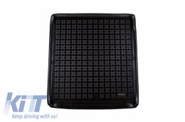 Trunk Mat Black VOLKSWAGEN Passat B8 Variant (2014+) - 231873