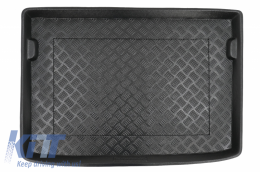 Trunk Mat Black without NonSlip suitable for Opel CROSSLAND X (2017-up) - 101156