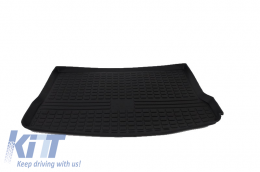 Trunk Mat Cargo Liner suitable for AUDI Q5 (2008-up) Black - TMAUQ5B