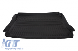 Trunk Mat Cargo Liner  suitable for Land ROVER  Discovery 4 Black - TMLRD4