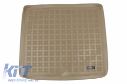 Trunk Mat Rubber Beige suitable for BMW X1 E84 (2009-2015) - 232115B