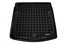 Trunk Mat Rubber Black AUDI A4 Sedan 07-15 A5 Coupe 07-15 - 232018