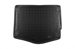 Trunk Mat Rubber Black FORD Focus Hatchback 2011+