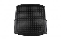Trunk Mat Rubber Black SKODA Octavia III Hatchback 2013+ - 231521