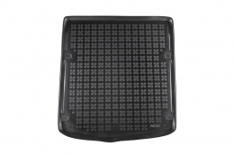 Trunk Mat Rubber Black suitable for AUDI A6 Sedan 2011+ - 232025