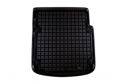 Trunk Mat Rubber Black suitable for AUDI A7 Sportback 2010+ - 232024