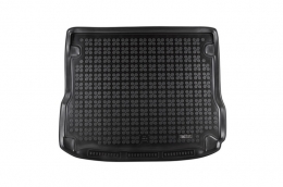 Trunk Mat Rubber Black suitable for AUDI Q5 2008-2013 - 232021