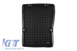 Trunk Mat Rubber Black suitable for BMW Series 7 G11 2015+ - 232138