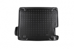 Trunk Mat Rubber Black suitable for BMW X3 (F25) 2010+ - 232118