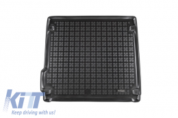 Trunk Mat Rubber Black suitable for BMW X5 (F15) 2013+ - 232125