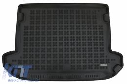 Trunk Mat Rubber Black suitable for KIA Sportage IV (2015+) - 230753