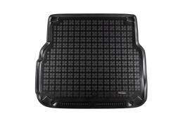 Trunk Mat Rubber Black suitable for MERCEDES W204 S204 C-Class T-Model 2007-2014 - 230926