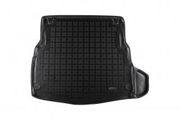 Trunk Mat Rubber Black suitable for MERCEDES W205 C-Class Limousine 2014+ - 230940