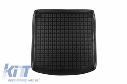 Trunk Mat Rubber Black suitable for OPEL Astra IV J Sedan (2010-2015) - 231144