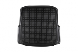 Trunk Mat Rubber Black suitable for SKODA Octavia III Hatchback 2013+ - 231521