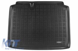 Trunk Mat Rubber Black suitable for Skoda RAPID (2013-) Spaceback - 231525