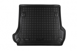 Trunk Mat Rubber Black suitable for TOYOTA Land Cruiser 1 2003+