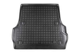 Trunk Mat Rubber Black suitable for TOYOTA Land Cruiser 2008-2014 - 231732